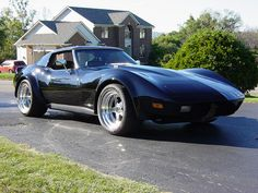1976 Corvette Stingray | 1976 Corvette | Flickr - Photo Sharing!