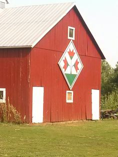 Red Barn in Ky.