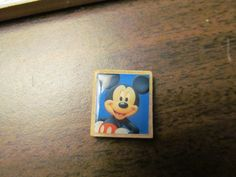 Mickey Mouse Tie Tack.