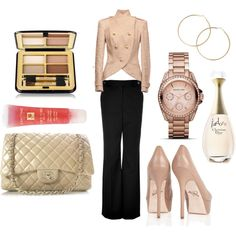 Rose tones for corporate cool