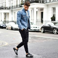 Nice Outfit With Denim Jacket
