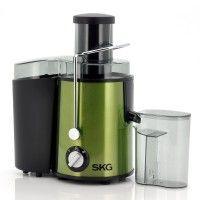 Electric Juice Maker 'SKG GS-310L' - 400 Watt, Stainless Steel Filter, 550ml Capacity - Online Shop! : Online Shop!