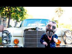 #PUPPETS, #GREATIDEA, #STORYTELLING,  Michel Gaubert & Fashion's Favorite Puppet - Mercedes-Benz original - YouTube