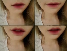 Girls' Generation's Taeyeon tries out her new Lip Pencil | PINKS LAND