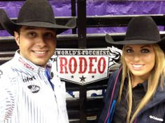 |Jessica Holmberg|❤️ Cowgirl❤️ Barrel racing❤️ & |Anthony Lucia|❤️ Cowboy❤️ Rodeo❤️