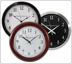 If you want an alarm clock with difference in both sight as well as noise, take into consideration one with a twin bell. Select in between a white face as well as a black face with green Arabic numerals. The hands radiance in the dark and the alarm system hand is red for quick and very easy setup.