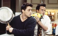 Joey & Chandler - FRIENDS