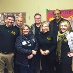 Last week, our CHPW executive leadership team volunteered their time at the @nwharvestteenboard Cherry Street facility. On their way to Northwest Harvest, they got stuck on an elevator for 45 minutes! They were able to help out at the food bank for about 3 hours, helping clients get food and the organizing the food for the next shift of volunteers. They really enjoyed the experience and were very impressed with the organization of the operation!
