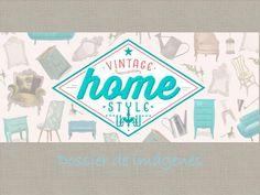 Dossier de imágenes vintage home style issu  Recuperación de muebles vintage