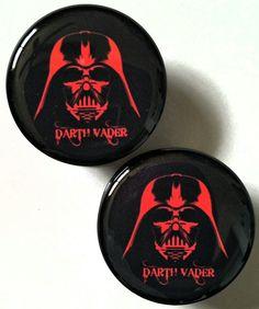 Darth Vader / Star Wars Plugs