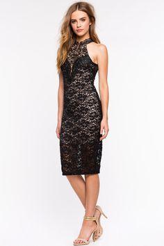 Красивое кружевное платье Размеры: S, M, L Цвет: черный Цена: 2441 руб.  #одежда #женщинам #платья #коопт Women's Fashion, Formal Dresses, Tea Length Formal Dresses, Fashion Women, Formal Gowns, Black Tie Dresses, Woman Fashion, Gowns