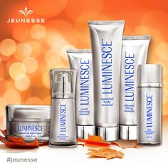 As the seasons change, so does our skin. Keep yours protected and hydrated with LUMINESCE™ exclusively by Jeunesse.   #skincare #RedefiningYouth #LUMINESCE