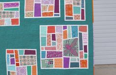 I love the quilting on this