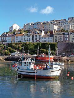 Brixham Harbour, Devon, England http://www.ilovesouthdevon.com #devon