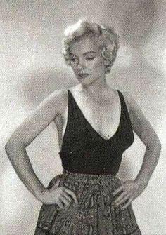 Photo by Philippe Halsman, 1954