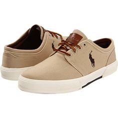Polo ralph lauren faxon low khaki canvas d68ed96511