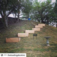 #Repost @theloadingdockinc with @make_repost  ・・・  Fun fact about TLD: we have a certified wildlife habitat on our property, complete with a family of groundhogs and mason bee houses! The funding for this project was generously donated and honors our long-t