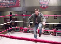 "S11E15 ""Beyond the Mat"" 