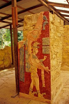 Palenque is in Chiapas, Mexico famous for the ruins of a Mayan city dating from about 600 AD to 800 AD.