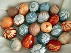 Lieldienu olas (Easter eggs)