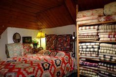 Jen Jones Welsh Quilts and Blankets Cottage Shop, Llanybydder - Vist Teifi Valley