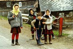 Valle Iza  Maramures, Romania 1988