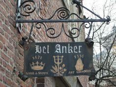 Brouwerij Het Anker - Mechelen, Belgium.    We visited Hans, General Manager of Brouwerij Het Anker, and got a private tour with unlimited drinks. It was epic.