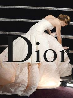 Jennifer Lawrence for Dior... This practically just looks like a Dior ad, they should just run this.