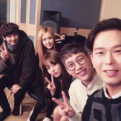 's IG update blackpink exo twice Blackpink Video, Foto E Video, K Pop, Nct, Exo Couple, Park Chanyeol Exo, Kpop Couples, Rose Park, Black Pink Kpop