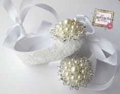 Baby Girl white lace Crib Shoes ,Baby Shoes,Christening, Baptism ...928 x 730 | 139.3KB | www.etsy.com
