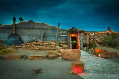 La Kiva bar, Terlingua, TX by Matthew Danser Texas Roadtrip, Texas Travel, Terlingua Texas, Only In Texas, Travel Log, Texas History, West Texas, Stars At Night, Le Far West