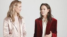 """2017/09/21 01:06:03 Karlie Kloss And Christy Turlington Burns Tell """"Extraordinary Stories"""" For Cole Haan via @fastcompany  Karlie Kloss and Christy Turlington Burns are both supermodels, so it makes sense that a brand like Cole Haan would want to feature them in a new campaign. But """"Extraordinary Women, Extraordinary Stories"""" goes beyond merely presenting them as looking great while wearing the products. The video ads give both women a forum to talk about what they do to make the world a…"""