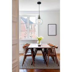 45 Best Modern Farmhouse Dining Room Decor - Page 5 of 49