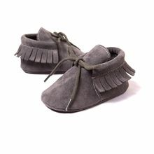 Baby Boy Girl Baby Moccasins Soft Moccs Shoes Bebe Fringe Soft Soled Non-slip Footwear Crib Shoes New PU Suede Leather Newborn     Tag a friend who would love this!     FREE Shipping Worldwide     #BabyandMother #BabyClothing #BabyCare #BabyAccessories    Get it here ---> http://www.alikidsstore.com/products/baby-boy-girl-baby-moccasins-soft-moccs-shoes-bebe-fringe-soft-soled-non-slip-footwear-crib-shoes-new-pu-suede-leather-newborn/
