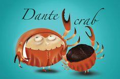 Concept Art  Dante Alighieri Crab