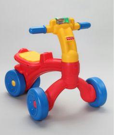 2d582e259968 Fisher price push bike. Fisher Price Toys