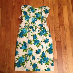 "Spotted while shopping on Poshmark: ""Very cute flowered betsey Johnson dress""! #poshmark #fashion #shopping #style #Betsey Johnson #Dresses"