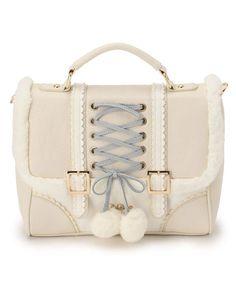 【予約】ファー3WAYバッグ|渋谷109で人気のガーリーファッション リズリサ公式通販