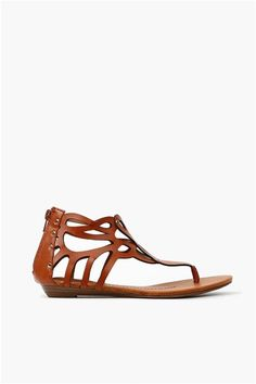 Butter Field Sandal - Tan