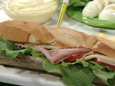 Recetas | Sándwich gigante | Utilisima.com