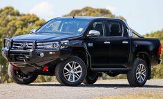 4X4 News: Toyota Hilux Ironman Bullbar - Pat Callinan's 4X4 Adventures