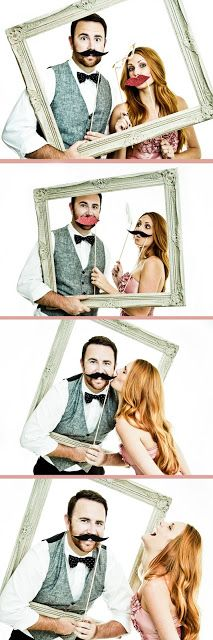 Photoshoot outtakes from a recent photobooth marketing shoot we did, really fun!