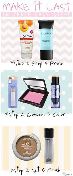 Make your make-up last!