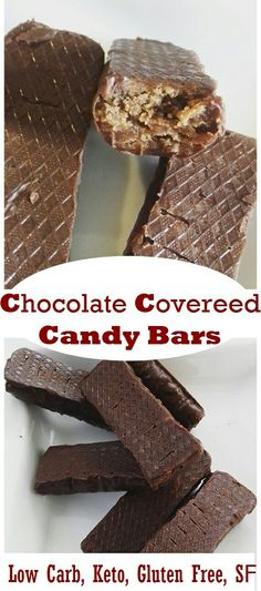 Low-carb Chocolate Covered Candy