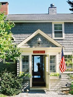 The Inn At Sunrise Point, Camden, Maine..♔...