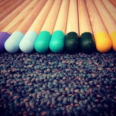 Color coded drumsticks for percussion organization in Junior High Middle School Band Drum Lessons, Music Lessons, High School Band, Middle School, Future Band, Music Classroom, Future Classroom, Music Lesson Plans, Music Worksheets