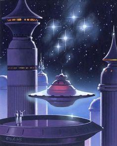 Pleiadian Starbase