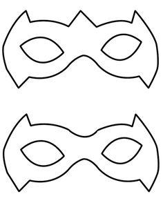 10 Minute Superhero Costume Super Hero Masks Create DIY Printable Peacock Mask Coloring Pages