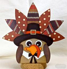 Taylored Expressions Pinterest Inspiration: Sack It Turkey!