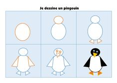Polar Animals, Animals For Kids, Penguins And Polar Bears, New Classroom, Winter Is Coming, Kindergarten, Crafts For Kids, Kids Rugs, Drawings